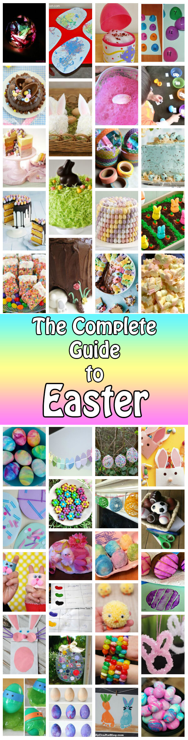 The Complete Guide to Easter - Holiday Vault
