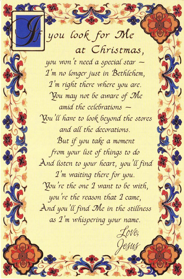 15 festive christmas poems holiday vault Modern family christmas special