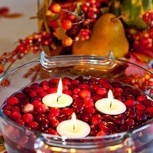 30 Homemade DIY Thanksgiving Decorations - Holiday Vault
