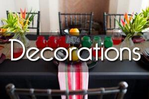 Kwanzaa Decorations