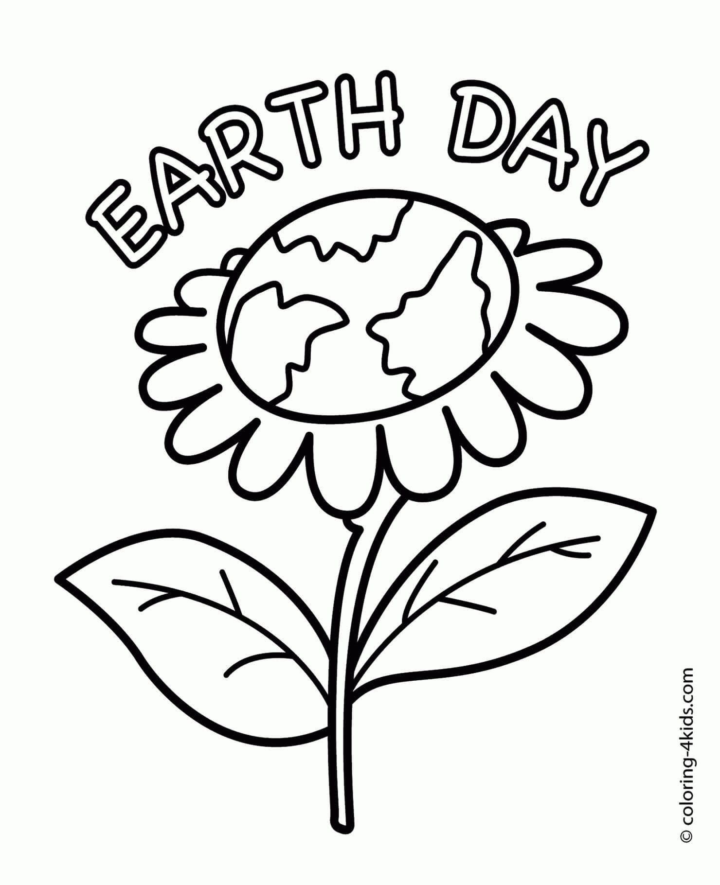 21 printable earth day coloring pages holiday vault