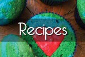 Earth Day Recipes
