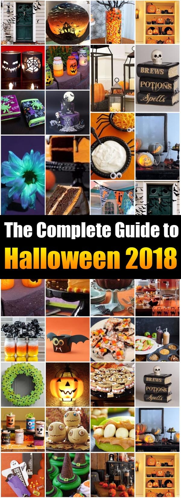 The Complete Guide to Halloween 2018 - Holiday Vault