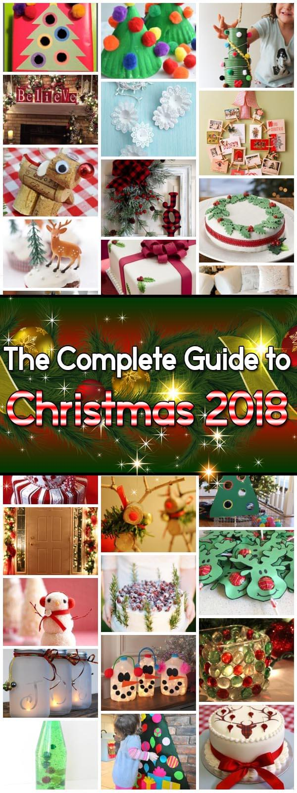 The Complete Guide to Christmas 2018 - Holiday Vault