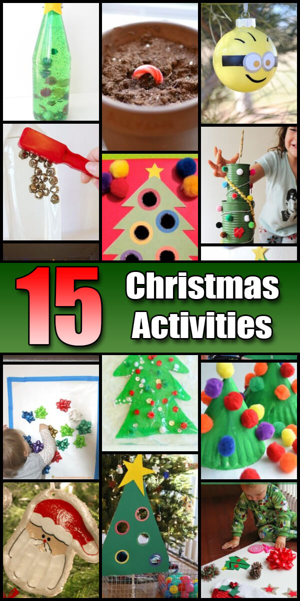 15 Fun Christmas Activities for Kids - Holiday Vault