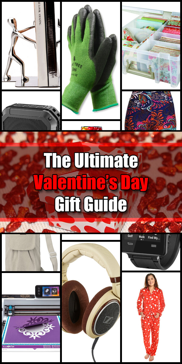 TThe Ultimate Valentine's Day Gift Guide - Holiday Vault #ValentinesDay #ValentinesDayIdeas #ValentinesDayGift #ValentinesDayGiftIdeas
