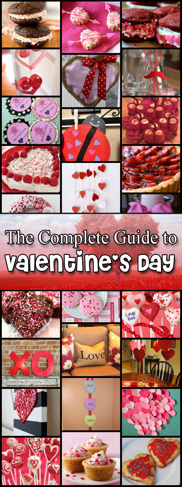 The Complete Guide to Valentine's Day - Holiday Vault