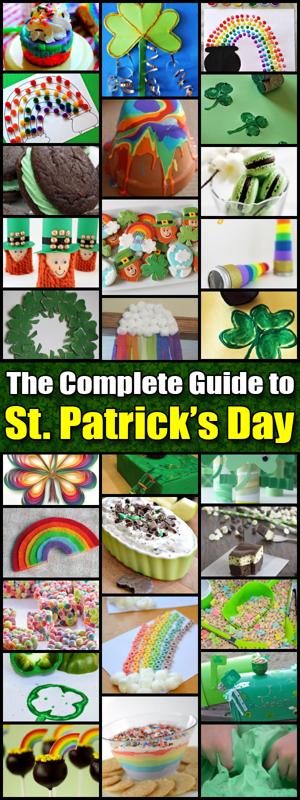 The Complete Guide to St. Patrick's Day - Holiday Vault